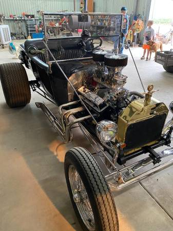Photo 1923 Ford T Bucket - $16,000 (Strathmore)