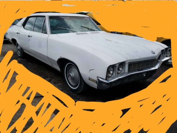 Photo 1972 buick skylark 350 sbc - $6000 (Porterville)