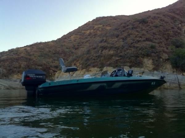 Photo 1994 Nitro 170DC Bass Boat - $6,500 (Bakersfield)