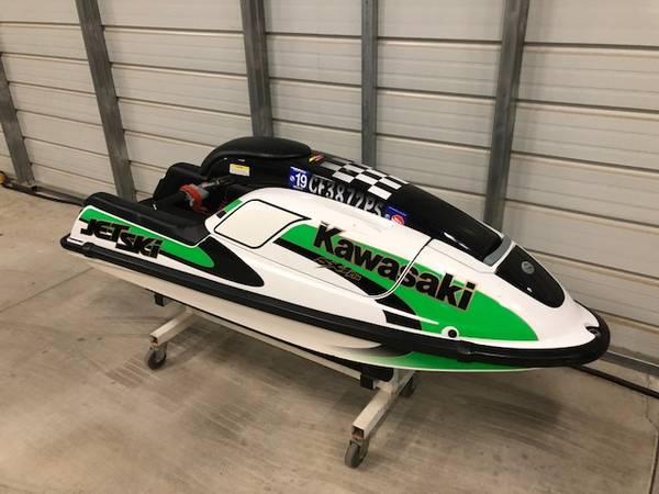 2001 Kawasaki 750 Sxi Pro Jet Ski Xnlt Cond - $4800