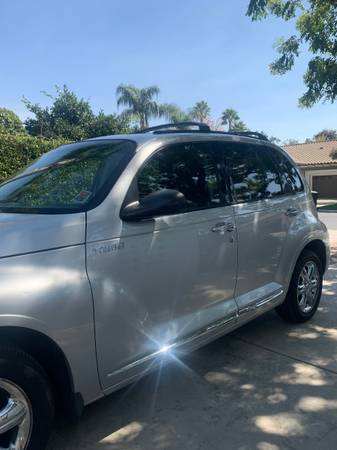 Photo 2003 Chrysler PT Cruiser - $3,000 (Visalia, CA)