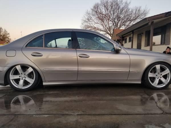 Photo 2004 Mercedes E500 For Sale $3,750 OBO - $3750 (Porterville)