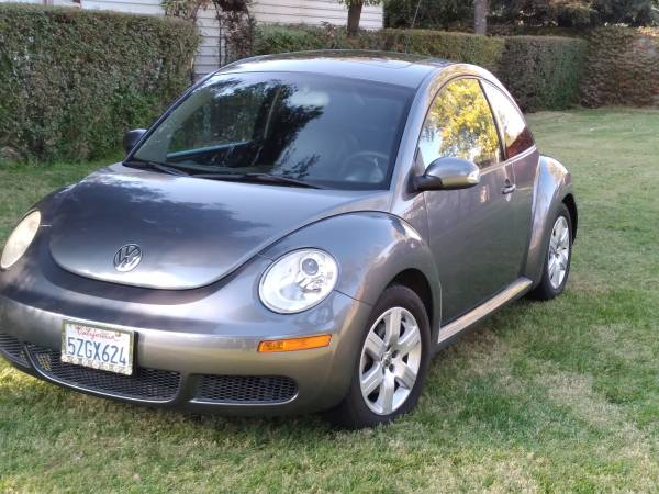 Photo 2007 Volkswagen Beetle VW Beetle New Beetle - $5,000 (visalia, ca)