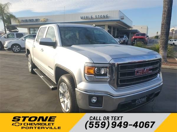 Photo 2014 GMC Sierra 1500 SLE - $27500 (_GMC_ _Sierra 1500_ _Truck_)