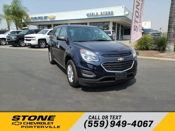 Photo 2017 Chevrolet Equinox LS - $17,581 (_Chevrolet_ _Equinox_ _SUV_)