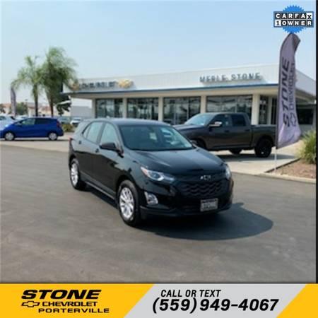 Photo 2018 Chevrolet Equinox LS - $19,867 (_Chevrolet_ _Equinox_ _SUV_)