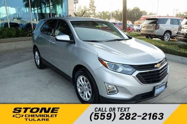 Photo 2018 Chevrolet Equinox LT - $19,955 (_Chevrolet_ _Equinox_ _SUV_)