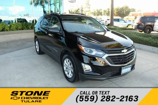 Photo 2018 Chevrolet Equinox LT - $20,333 (_Chevrolet_ _Equinox_ _SUV_)