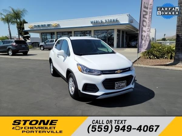 Photo 2019 Chevrolet Trax LT - $18,340 (_Chevrolet_ _Trax_ _SUV_)