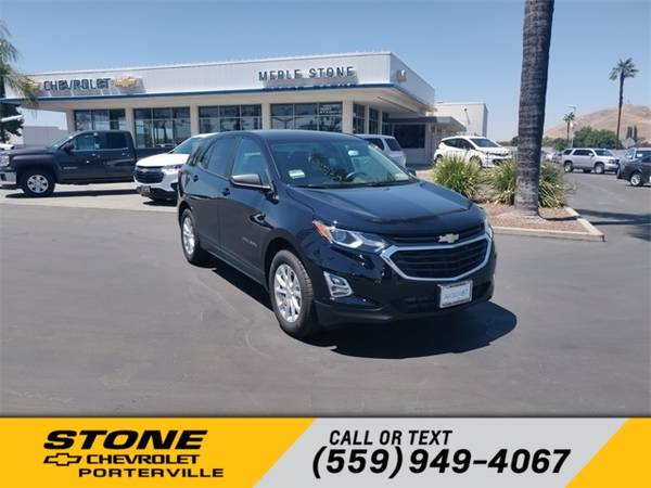 Photo 2020 Chevrolet Equinox LS - $22,244 (_Chevrolet_ _Equinox_ _SUV_)
