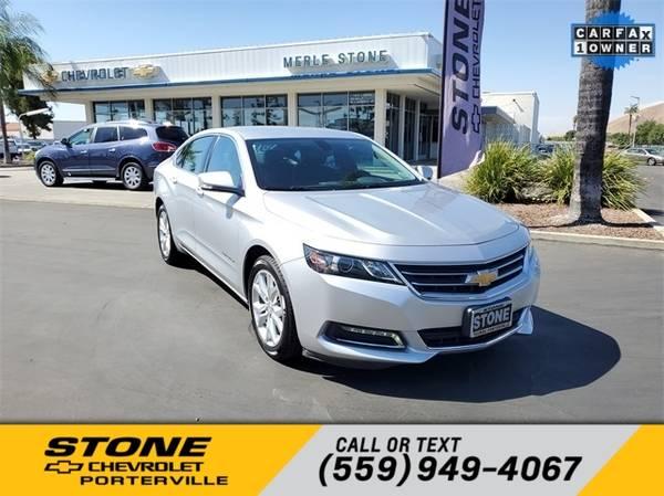 Photo 2020 Chevrolet Impala LT - $23,744 (_Chevrolet_ _Impala_ _Sedan_)