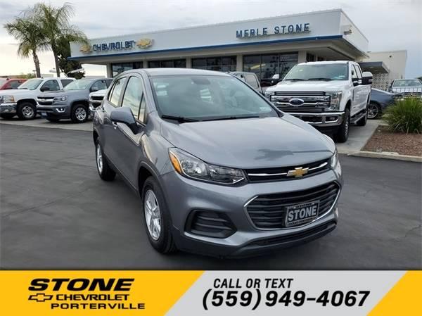 Photo 2020 Chevrolet Trax LS - $18122 (_Chevrolet_ _Trax_ _SUV_)