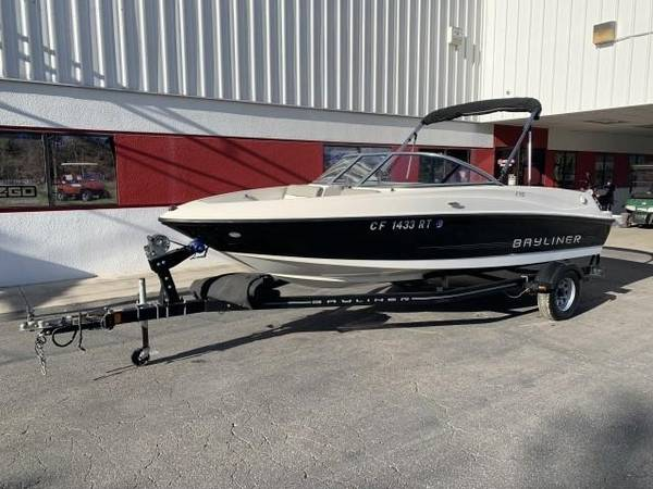 Photo Bayliner Boat 175 For Sale at Auction Online 777 Auction Company (Atascadero)