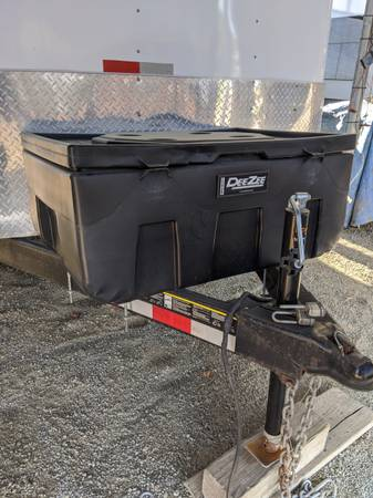 Photo Box for trailer tongue or truck bed - $75 (Strathmore)