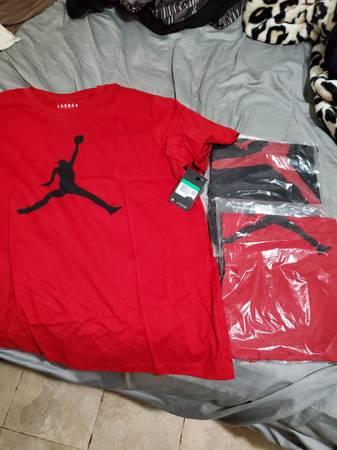 Photo Brand New Jordan T-Shirts - $45 (Visalia)