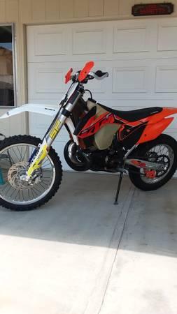 Photo KTM 2014 250 XC - $5,400 (Bakersfield)