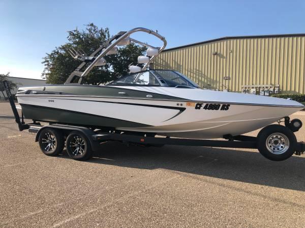 Photo Malibu WakeSetter Boat - DEAL OF A LIFE-TIME - $59,995 (San Luis Obispo)