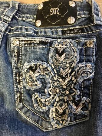 Photo Miss Me Bootcut Jeans Sz 28 $30 - $30 (Exeter)