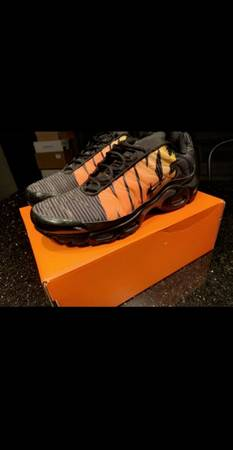 Photo Nike air max SE orange and black 10.5 - $65 (Sequoia National Park)
