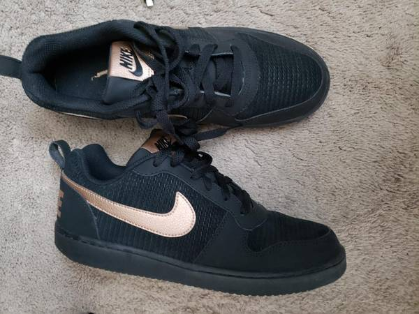 Photo Nikes size 10 womens worn once - $40