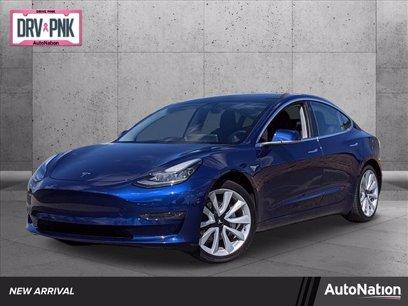 Photo Used 2017 Tesla Model 3 Long Range for sale