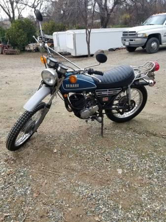 Photo Yamaha DT 175 (Porterville)
