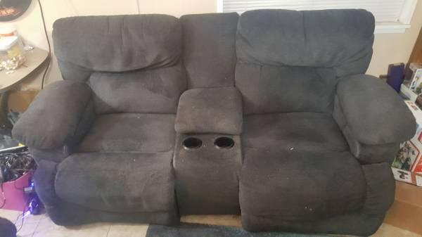 Photo lay z boy powered reclining couch - $300 (Visalia)