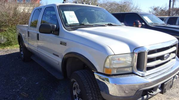 Photo 01 FORD F250 7.3 DIESEL 4X4 CREW - $9999 (TRIPLE C MOTORS.NET)