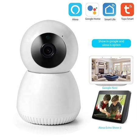 Photo 1080P Full HD Mini WiFi IP CCTV Camera Auto Tracking Camera Baby Monit - $35 (waco)