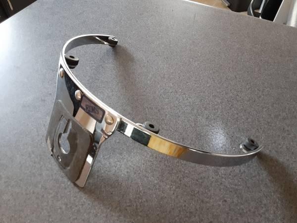 Photo 12quot 6 Lug RIMS Suspended Tom Mount Fits 10.5mm Tama Type Rod drum - $25 (Austin)