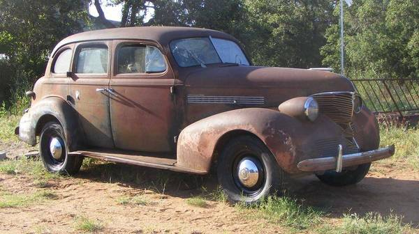Photo 1939 Chevrolet Master 85 4-door - $4,900 (Texas Hill Country)