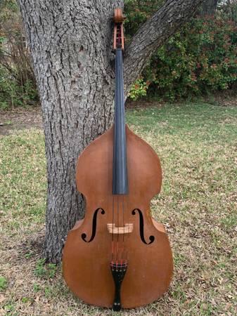 Photo 1939 Kay Upright Bass - $1,950 (Austin)