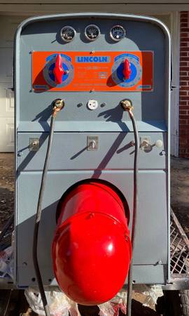 Photo 1962 Lincoln SA 200 Gas Welder - $5500 (Teague,Tx)