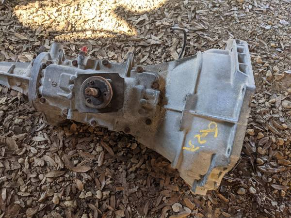 Photo 1987 Ford 5 speed 2wd transmission - $225 (Bruceville)