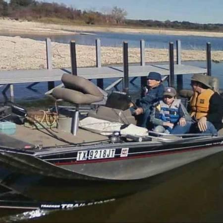 Photo 2002 Bass Tracker - Pro Team 165 - $6,500 (Lake Whitney)