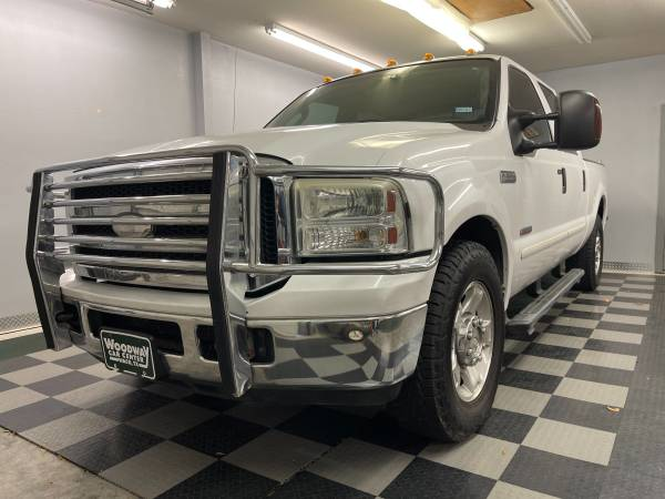 Photo 2005 Ford F-250 SD 6.0 Diesel Clean - $9,999 (Woodway, Tx)