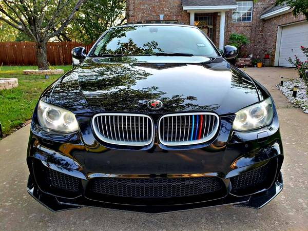 Photo 2011 BMW 328I M Sport Premium 2D  E92  quotM4quot Package - $11,900 (Georgetown)