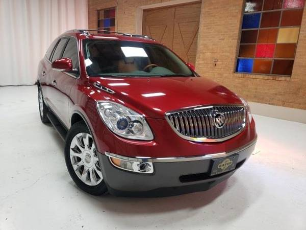 Photo 2012 Buick Enclave Premium Group - SUV - $14990 (Buick Enclave Crystal Red Tintcoat)