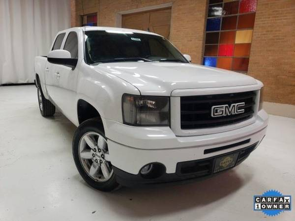 Photo 2012 GMC Sierra 1500 SLE - truck - $16500 (GMC Sierra_ 1500 Summit White)