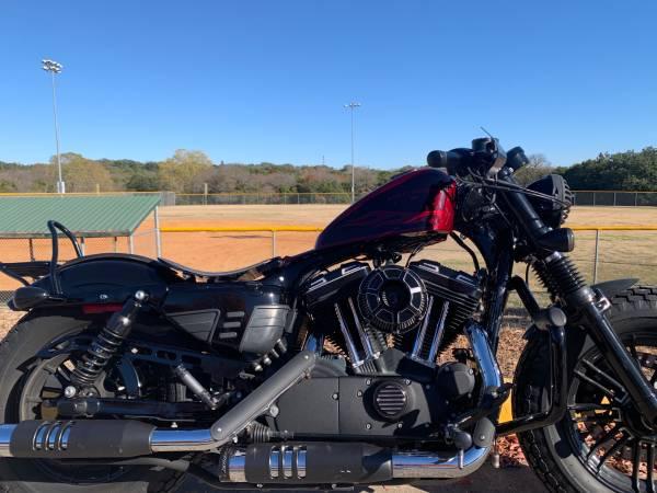 Photo 2016 Harley Davidson Sportster 48 Forty-Eight - $12,500 (Austin)