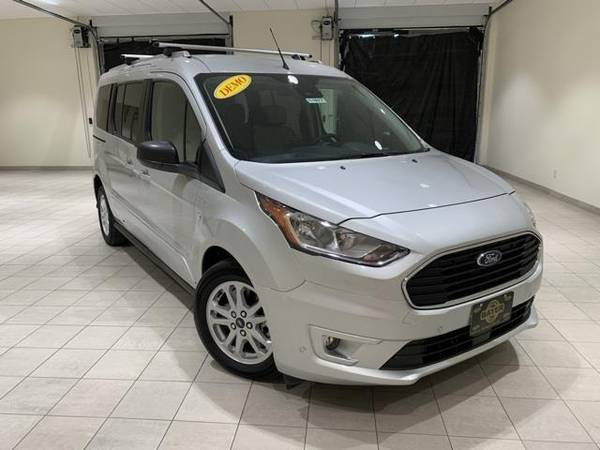 Photo 2019 Ford Transit Connect XLT - mini-van - $26967 (Ford Transit_ Connect Silver)