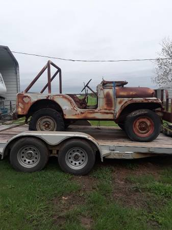 Photo 2 Willys Jeep Project Vehicles - $1,100 (Waco, Tx)