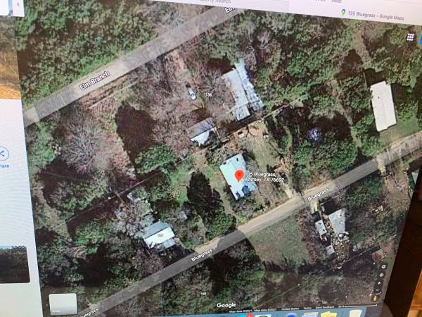 Photo 50 by 100 mobile home or RV lot Blue Grass dr Lake Whitney Estates (Whitney)
