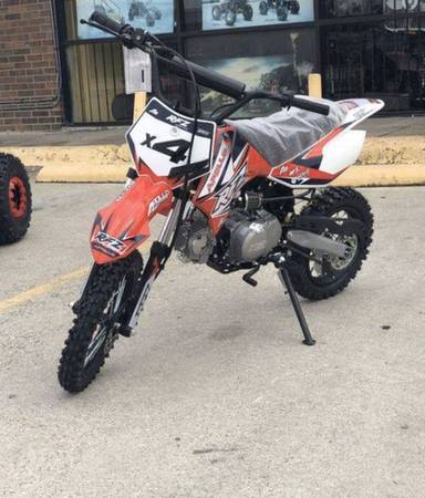 Photo Brand New X4 Apollo Dirt bike RFZ in stock Available - $999 (Ask for George 817 239 7515)