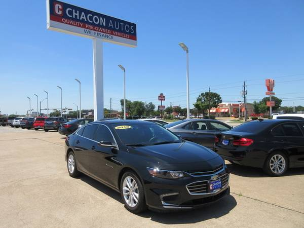 Photo CHEVY MALIBU BUY HERE PAY HERE BAD CREDIT APPROVALS - $2500