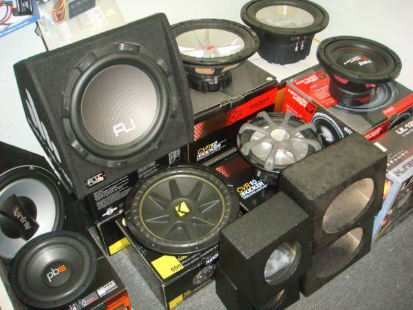 Photo Check with Us for The Best Deals on Car Stereo, DVD, and Car Alarms - $49 (Duncanville)