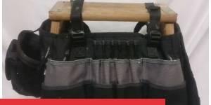 Photo Duluth trading ladder boss ladder caddy - $30 (Bellmead)