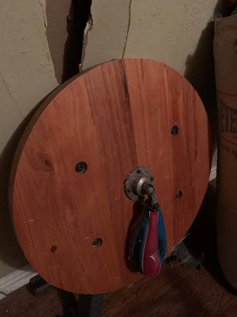 Photo Heavy Bag with Gloves - $100 (Mexia)