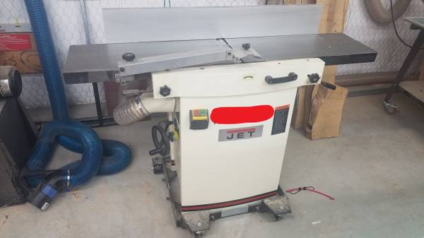 Photo Jet JJP-12 Jointer Planer - $2500 (Hewitt)
