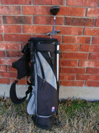 Photo Lancer Knight Jr Kids Youth Left Hand Golf Clubs - $25 (China Spring)